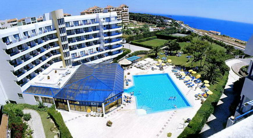 Hotel Pestana Cascais Ocean & Conference Aparthotel 4* в Лиссабоне, Португалия.
